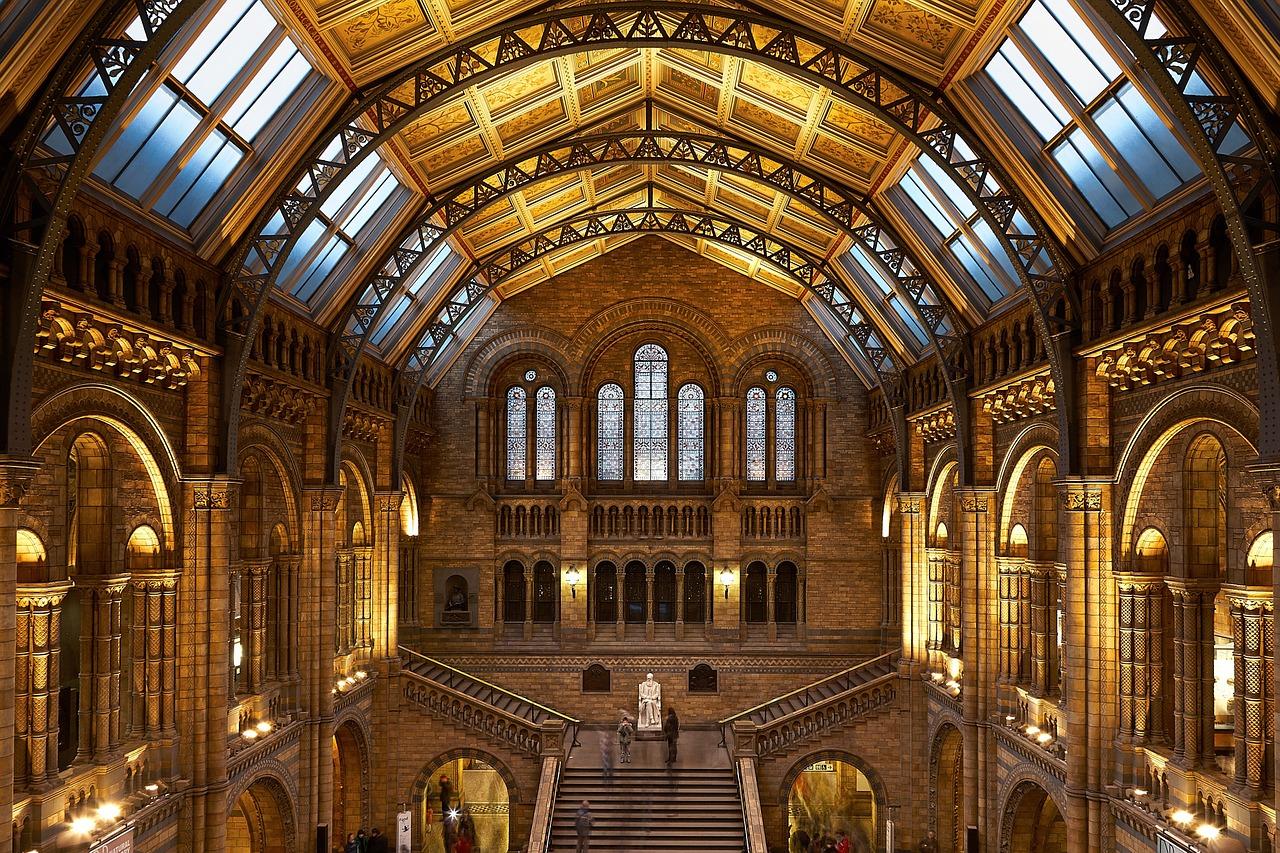 Musées Londres famille enfants